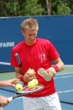Nieminen Jarkko at Rogers Cup 2008 (1) Stock Image