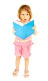 niemowlę książka obrazy stock