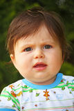 niemowlęcia pyzaty powabny plump Obrazy Royalty Free