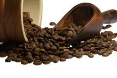 Nienasycony smak kawa zaczynać dzień obrazy royalty free