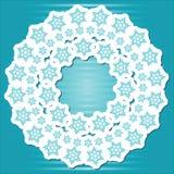 Śnieżny płatek Obraz Royalty Free