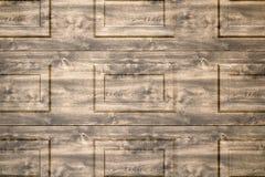 Nieociosana brown drewniana tło tekstura Starego rocznika istny naturalny wyklepany drewno Bezpłatnego teksta kopii przestrzeni t zdjęcia royalty free