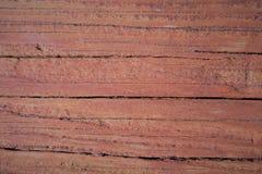Nieociosana drewniana tekstura Zdjęcia Stock