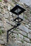 Nieociosana latarnia uliczna nawracająca DOWODZONY Zdjęcie Royalty Free