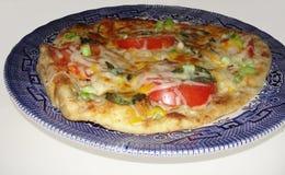Nieociosana rzemieślnik pizza Zdjęcie Royalty Free