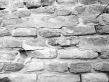 Nieociosana stara ściana Obrazy Stock