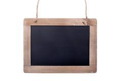 Nieociosany blackboard Obrazy Royalty Free