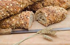 Nieociosany chleb Obraz Royalty Free