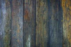 Nieociosany Drewniany deski tło fotografia royalty free