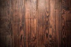 Nieociosany drewniany panel Fotografia Stock
