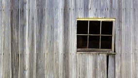 Nieociosany drewniany stajni tło Zdjęcie Stock