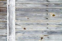 Nieociosany drewniany tło Obraz Royalty Free