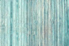 Nieociosany Stary Drewniany deski t?o B??kitny i zielony rocznik tekstury t?o B??kitny grunge drewna ?ciany wz?r B??kitny drewnia zdjęcie royalty free