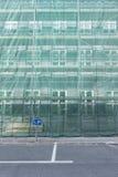 niepełnosprawni miejsce parkingowe Zdjęcia Royalty Free