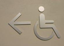 niepełnosprawni Zdjęcie Royalty Free
