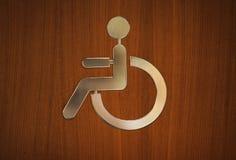niepełnosprawny Fotografia Royalty Free