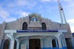 Niepokalanego poczęcia parafia zdjęcia stock