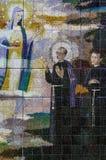 Niepokalanow monaster fotografia stock