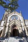 niepokalany katedralny poczęcie obraz royalty free