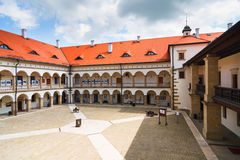 Niepolomice Castle, Poland Royalty Free Stock Photography