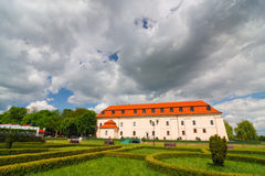 Niepolomice Castle, Poland Royalty Free Stock Images