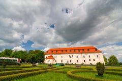 Niepolomice kasztel, Polska Obrazy Royalty Free