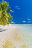 Nieporuszona tropikalna plaża, Maldives plaża Zdjęcie Stock