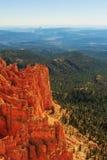 Nieprawdopodobna rockowa formacja bryce jar hoodoos park narodowy Fotografia Royalty Free