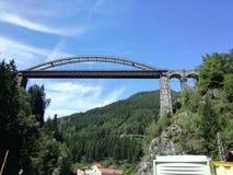 Nieprawdopodobny most obrazy royalty free