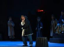 """nieprzyjacielska agenta Peking opera """"Taking Tygrysiego Montain Strategy† Zdjęcie Royalty Free"""