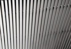 Nierdzewny grille tło Fotografia Stock
