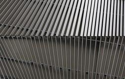 Nierdzewny grille tło Zdjęcia Stock