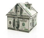 Nieruchomość finanse Obrazy Stock