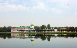 Nieruchomość Sheremetev rodzina w Kuskovo Fotografia Stock