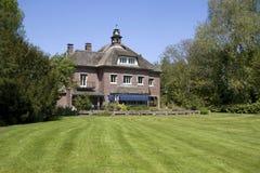 Nieruchomość 't Amelink w Twente Obrazy Royalty Free