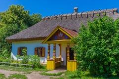 Nieruchomość zamożny rolnik budynku ganeczek Obraz Royalty Free