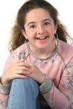 niesamowita dziewczyna nastoletnia Obraz Stock