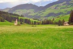 niesamowite krajobrazu Zdjęcia Royalty Free