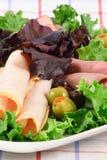 niesamowity delikatesów organiczne platter Fotografia Royalty Free