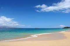 nieskazitelny plażowy tropikalny Obraz Stock