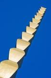 Nieskończona kolumna Zdjęcie Stock