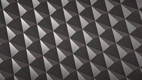 Nieskończona moletowana chrom powierzchnia, wersja 2 ilustracji