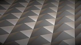 Nieskończona moletowana chrom powierzchnia, wersja 4 royalty ilustracja