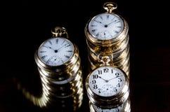 Nieskończoność i Nigdy Kończy progresja czas Zdjęcie Royalty Free