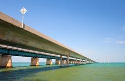 Nieskończony mosta pojęcie zdjęcie royalty free
