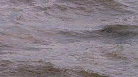Niespokojna denna ocean woda zbiory
