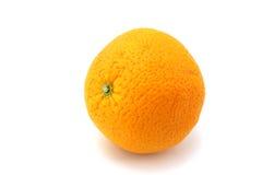 Niet glanzende sinaasappel royalty-vrije stock afbeelding