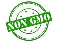 niet GMO vector illustratie
