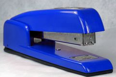 Nietmachine VII Royalty-vrije Stock Afbeelding
