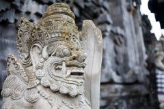 Nietoperz jama (Goa Lawah) Obrazy Stock